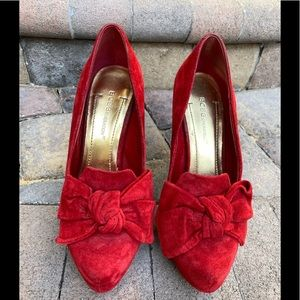 Red Elegant shoes!